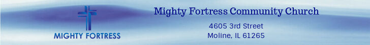Mighty Fortress Community Church